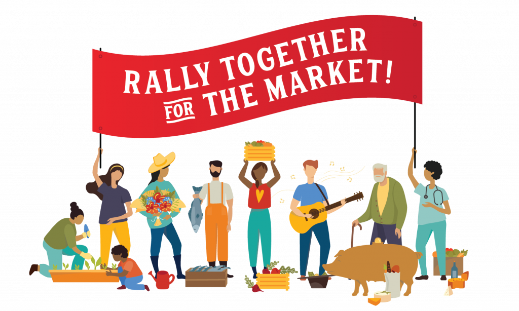 Rally Together for the Market!